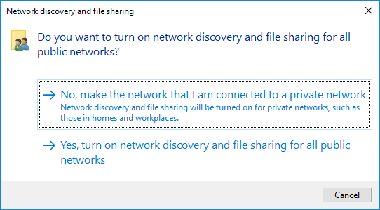 Donovan Brown | How to change network profile on Windows Server 2016 from  Public to Private