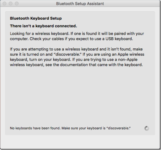 Donovan Brown | Stop Bluetooth Setup Assistant on Mac Mini